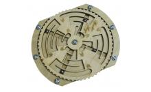 Деревянная головоломка лабиринт N-Maze Вуду