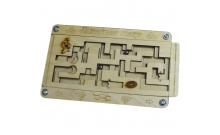 Деревянная головоломка N-Maze Лабиринт Минотавра