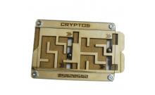 Деревянная головоломка лабиринт N-Maze Криптос