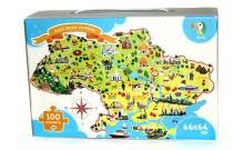Пазл Мапа України