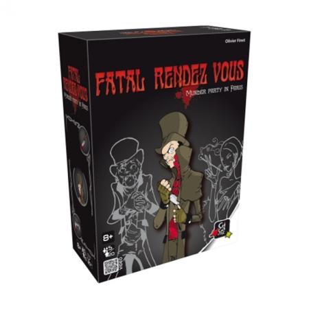 Fatal Rendez-Vous (Смертельное рандеву) - настольная ролевая игра от Gigamic