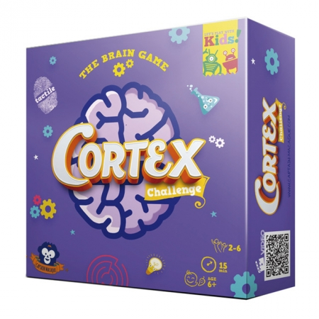 Cortex Challenge Kids настольная игра Кортекс для детей, YaGo