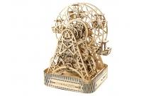 """Механический 3D пазл """"Колесо обозрения"""" Wooden City"""
