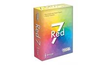 Red 7 (Красная Семёрка) - настольная карточная игра. Hobby World (1792)
