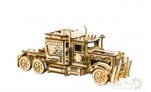 Wood Trick Тягач - механический деревянный конструктор