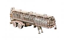 Wood Trick Прицеп цистерна - деревянный 3D конструктор