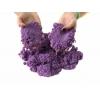 Кинетический песок фиолетовый с блестками 300 г, RANOK