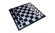 Магнитный набор - Шахматы, шашки, нарды 47х47 см