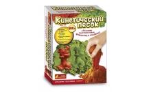 Набор кинетического песка Собачка зеленый + красный 500 г, RANOK