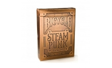 Карты Bicycle Steampunk Gold от theory11