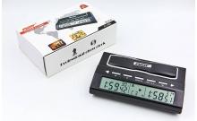 Часы шахматные электронные FLOTT F908 (пластик)