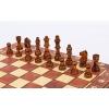Магнитные шахматы + нарды и шашки, деревянные, 24x24 см, W7701H