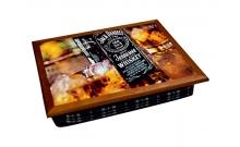 """Поднос на подушке """"Виски Jack Daniels"""" 2.1"""
