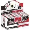 Игральные карты Copag WSOP пластик 100%, Jumbo Index Black