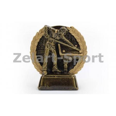Спортивная награда по Бильярду C-3195-C
