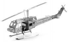 """Металлический 3D конструктор """"Вертолет UH-1"""" реплика Metal Earth"""