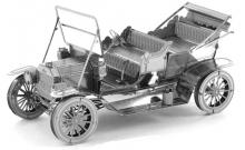 """Металлическая сборная 3D модель """"Форд"""" реплика Ford 1908 Model Metal Earth"""