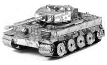 """Металлическая сборная 3D модель """"Танк"""" реплика Tiger I Metal Earth"""