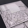 """Металлическая 3D модель """"Сиднейская опера"""" реплика конструктора Metal Earth"""