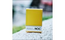 Карты NOC Original (Yellow) by HOPC