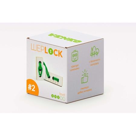 Веревочная головоломка шерLOCK #2 под брендирование