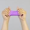 Crazy Aaron Сиреневый перламутровый - жвачка для рук, USA, 80 г