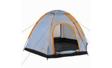 Туристическая палатка Treker пятиместная, однослойная, MAT-111