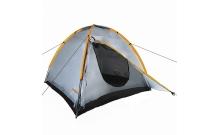 Туристическая палатка Treker трехместная с тамбуром, двухслойная, MAT-115