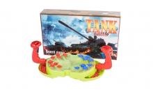 Танковая битва - настольная игра на ловкость