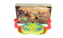 Воздушный бой - настольная игра стрелялка на ловкость