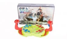 Морской бой - настольная игра стрелялка с 3D фигурками