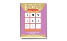 Bicycle Invisible Deck (невидимая колода) для фокусников