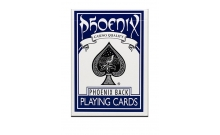 Phoenix back (Blue) игральные карты от Card-Shark
