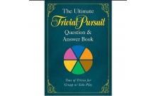 Trivial Pursuit Question and Answer Book игра викторина на английском языке