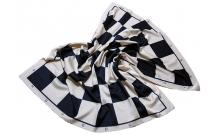 Поле для шахмат, ткань, 45 x 45 см