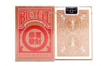 Bicycle Gong XI FA CAI игральные карты