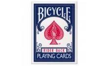 Карты Bicycle Rider Back (Байсикл Стандарт) Blue