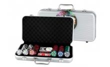 Набор для покера на 300 фишек Small Stakes Holdem, номинал 1-100. 14g-chips