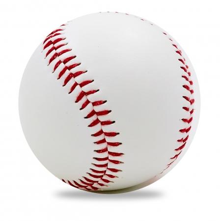 Мяч бейсбольный, PVC, сердцевина - пробка, C-1850