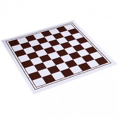 Шахматная доска складная 51 х 51 см, пластик
