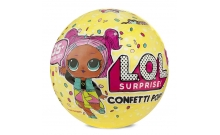 "Кукла сюрприз ""LOL Confetti Pop"" (ЛОЛ Конфетти) 1 шт, копия Китай"