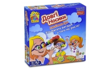 """""""Довгі носики"""" (Fibber, Фиббер) - настольная игра для детской вечеринки"""