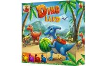 """Дино Ленд"" (Dino Land) - настольная игра квест про динозавров. Bombat Game (4820172800224)"