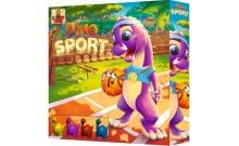 """""""Дино спорт"""" (Dino Sport) - настольная игра с 3D ареной"""