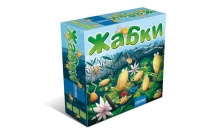 Жабки (Квааа!) - настольная логическая игра Granna