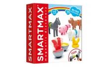 Магнитный конструктор SmartMax детский - Мои первые домашние животные SMX 221