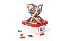 Игровой набор Мега строительство - магнитный конструктор SmartMax