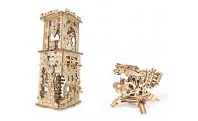 Ukrainian Gears Башня Аркбаллиста - деревянный 3D пазл