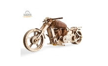 Ukrainian Gears Байк VM-02 - деревянный 3D конструктор
