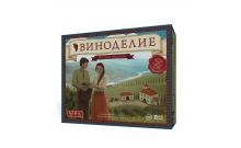Виноделие: Полное издание с дополнениями - настольная экономическая игра. Lavka Games (ВД01)